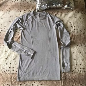 Lululemon Athletica Top  Swiftly Tech Long Sleeve